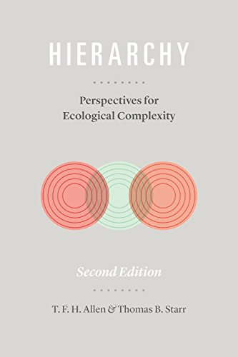 Stock image for Hierarchy: Perspectives for Ecological Complexity for sale by Midtown Scholar Bookstore