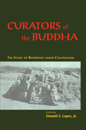 9780226493091: Curators of the Buddha: The Study of Buddhism under Colonialism