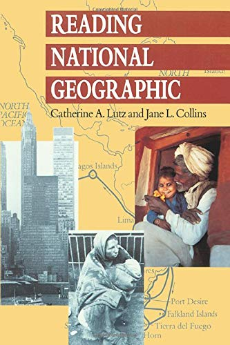 Reading National Geographic (Paperback)