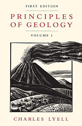 9780226497945: Principles of Geology, Volume 1