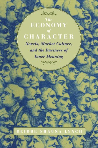 9780226498201: The Economy of Character: Novels, Market Culture, and the Business of Inner Meaning