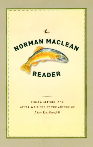 9780226500263: The Norman Maclean Reader