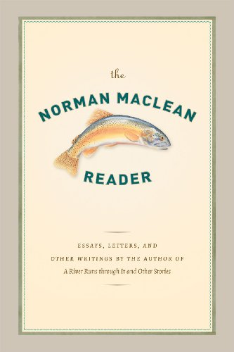 9780226500270: The Norman Maclean Reader