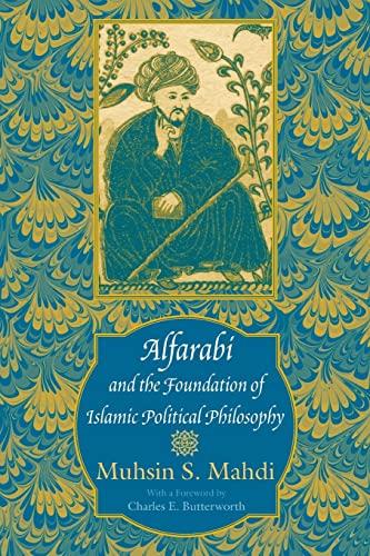 9780226501871: Alfarabi and the Foundation of Islamic Political Philosophy