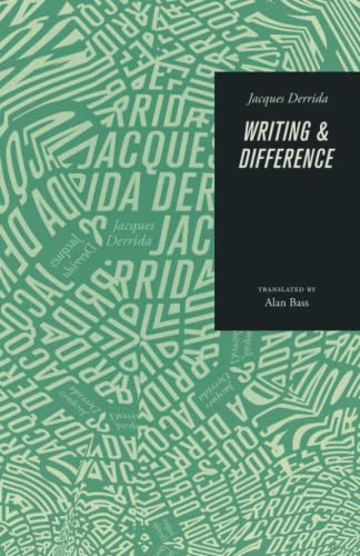 9780226502830: Writing and Difference