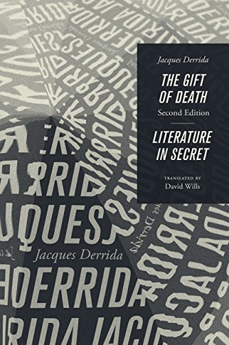 9780226502977: The Gift of Death, Second Edition & Literature in Secret (Religion and Postmodernism)