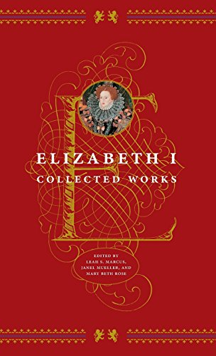 9780226504643: Elizabeth I: Collected Works