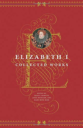 9780226504650: Elizabeth I: Collected Works