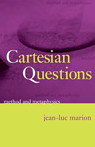 9780226505442: Cartesian Questions: Method and Metaphysics