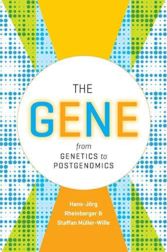 9780226510002: The Gene: From Genetics to Postgenomics