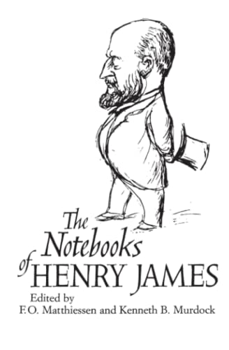 9780226511047: The Notebooks of Henry James