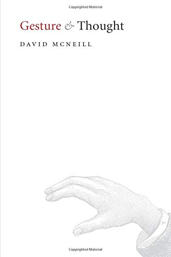 9780226514635: Gesture and Thought