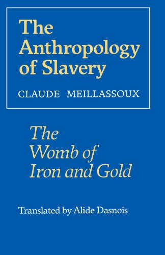 9780226519128: The Anthropology of Slavery: The Womb of Iron and Gold