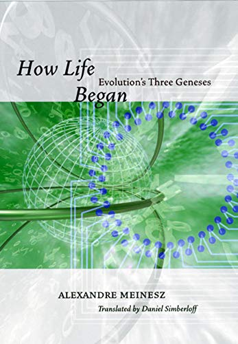 9780226519319: How Life Began: Evolution's Three Geneses