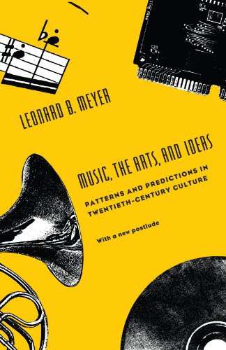9780226521435: Music, the Arts, and Ideas: Patterns and Predictions in Twentieth-Century Culture (Centennial Publications of the University of Chicago)
