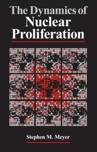 Dynamics of nuclear proliferation.: Meyer Stephen M.