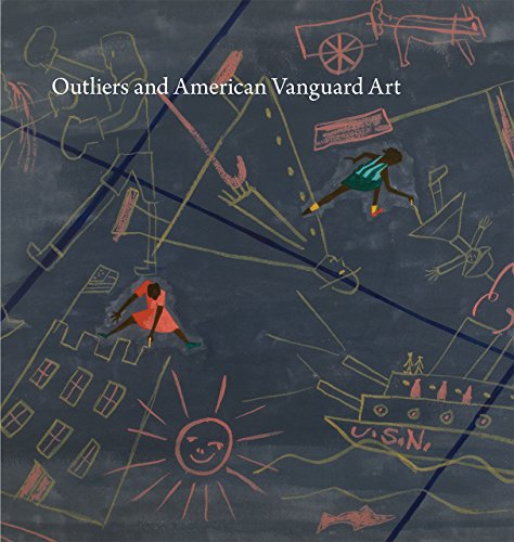 9780226522272: Outliers and American Vanguard Art