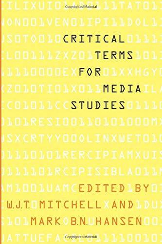 9780226532554: Critical Terms for Media Studies