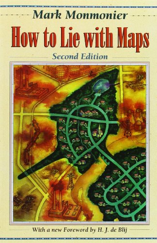 9780226534213: How to Lie with Maps (2nd Edition)