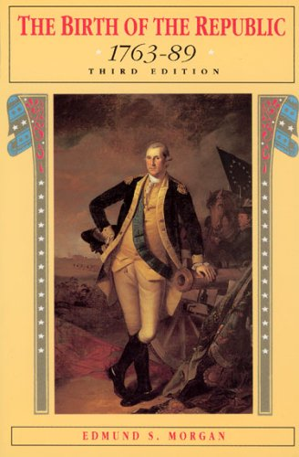 9780226537573: The Birth of the Republic, 1763-89 (The Chicago History of American Civilization)