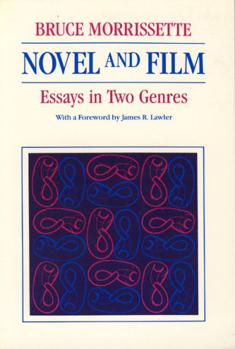 9780226540245: Novel and Film: Essays in Two Genres