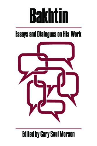 9780226541334: Bakhtin: Essays and Dialogues on His Work (A Critical Inquiry Book)