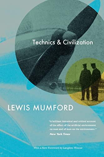 9780226550275: Technics and Civilization
