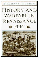 9780226554037: History and Warfare in Renaissance Epic