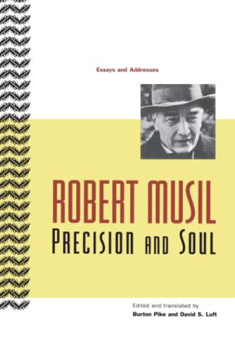 9780226554099: Precision and Soul: Essays and Addresses