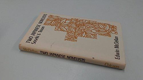 9780226556529: Two Japanese Novelists: Soseki and Toson