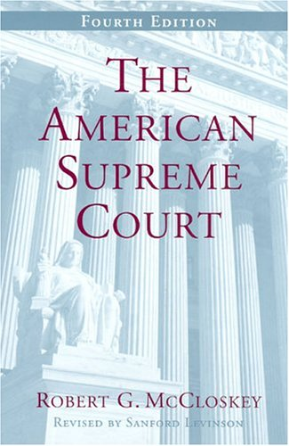 9780226556826: The American Supreme Court (The Chicago History of American Civilization)