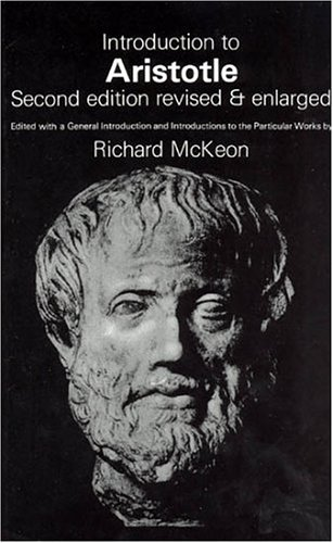 9780226560328: Introduction to Aristotle: Edited with a General Introduction and Introductions to the Particular Works by Richard McKeon, 2nd Revised & Enlarged Edition