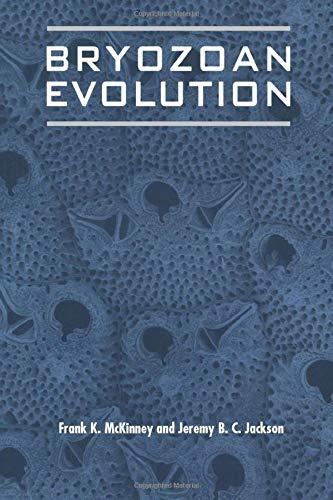 9780226560472: Bryozoan Evolution