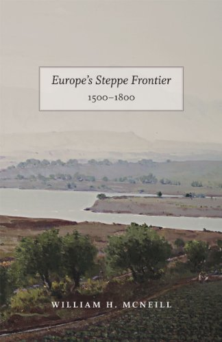9780226561523: Europe's Steppe Frontier, 1500-1800