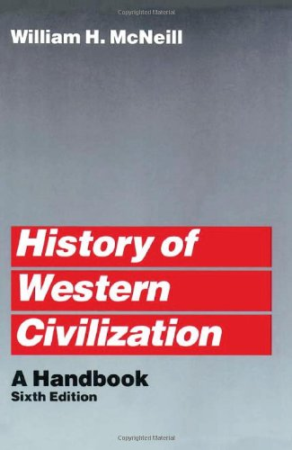 9780226561592: History of Western Civilization