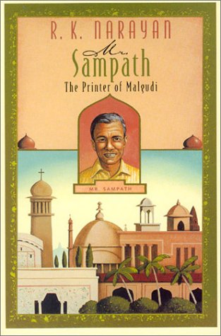 9780226568393: Mr. Sampath--the Printer of Malgudi (Phoenix Fiction)