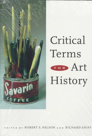 critical terms for art history pdf