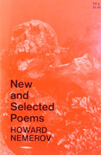 New and Selected Poems: Howard Nemerov
