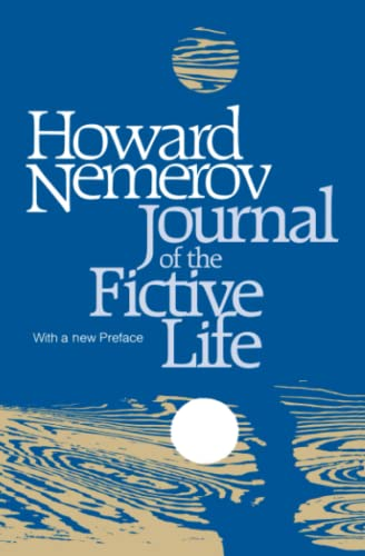 Journal of the Fictive Life: Nemerov, Howard