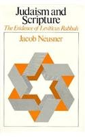 9780226576145: Judaism and Scripture: The Evidence of Leviticus Rabbah (Chicago Studies in the History of Judaism)