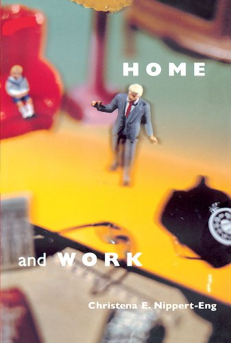 9780226581460: Home and Work: Negotiating Boundaries through Everyday Life
