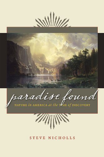9780226583419: Paradise Found: Nature in America at the Time of Discovery