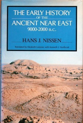 9780226586564: The Early History of the Ancient near East, 9000-2000 BC
