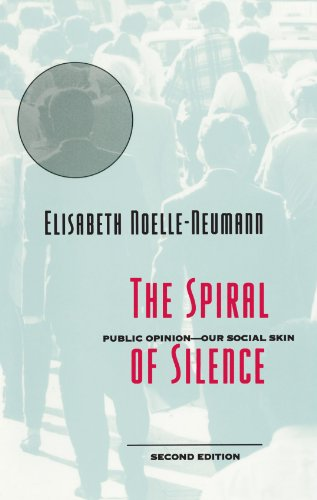 9780226589367: The Spiral of Silence: Public Opinion - Our Social Skin, 2nd Edition