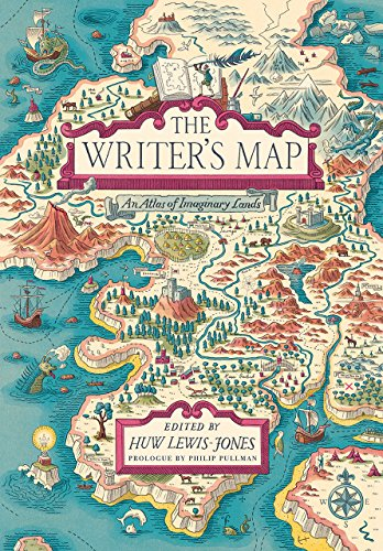 9780226596631: The Writer's Map: An Atlas of Imaginary Lands