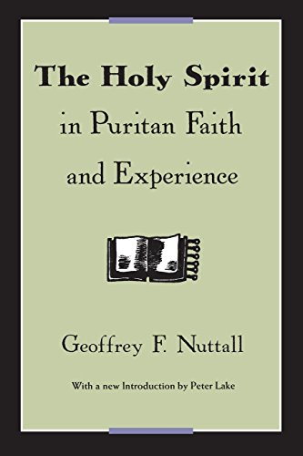 9780226609416: The Holy Spirit in Puritan Faith and Experience
