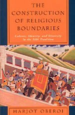 9780226615929: The Construction of Religious Boundaries: Culture, Identity and Diversity in the Sikh Tradition