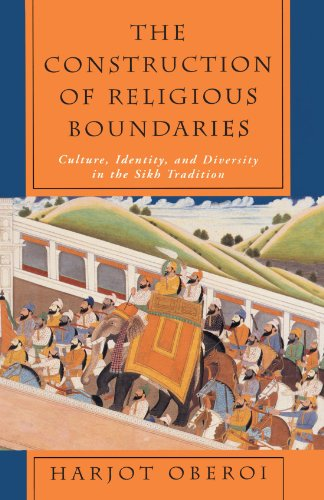 9780226615936: The Construction of Religious Boundaries: Culture, Identity, and Diversity in the Sikh Tradition