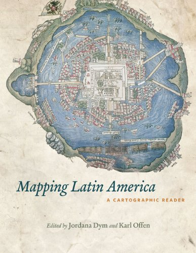 9780226618227: Mapping Latin America: A Cartographic Reader