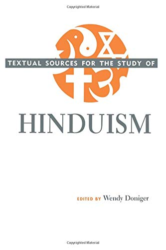 9780226618470: Textual Sources for the Study of Hinduism